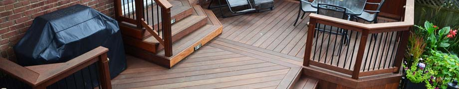 Ipe Deck Maintenance